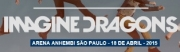 Excurs�o Bate e Volta - Imagine Dragons - SP